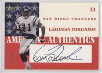 LaDainian Tomlinson #/25