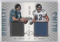 Mark Brunell, Jimmy Smith #/100