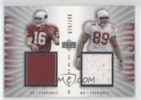 David Boston, Jake Plummer #/100