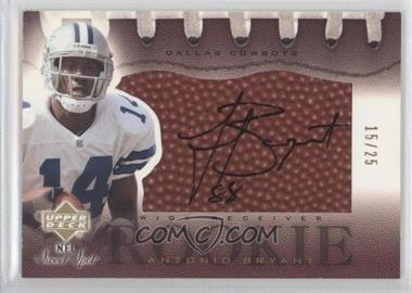 2002 Upper Deck Sweet Spot - [???] #151 - Antonio Bryant /25