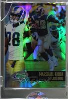 Marshall Faulk [Uncirculated]
