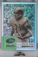 Norm Van Brocklin [Uncirculated]