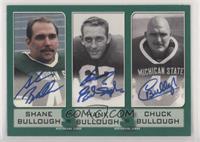 Shane Bullough, Hank Bullough, Chuck Bullough #/200