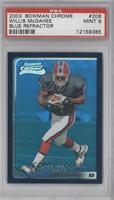 Willis McGahee [PSA 9 MINT]