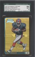 Willis McGahee [SGC 9 MINT] #/50