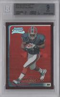Willis McGahee [BGS 9 MINT] #/235