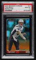 Tom Brady [PSA 10 GEM MT] #/500