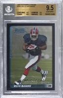 Willis McGahee [BGS 9.5 GEM MINT]