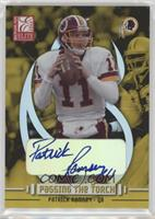 Patrick Ramsey, Joe Theismann /50