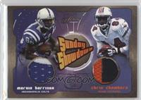 Marvin Harrison, Chris Chambers