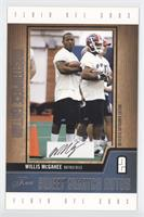 Willis McGahee #1/1
