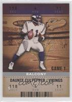 Daunte Culpepper /250