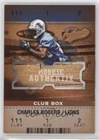 Charles Rogers #/100