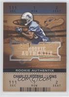 Charles Rogers #/1,250