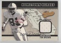 Tim Brown [Noted]