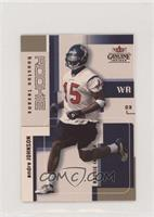 Andre Johnson [EX to NM] #/149