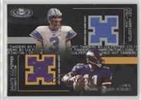 Joey Harrington, Daunte Culpepper #/100