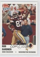 Rod Gardner #/100