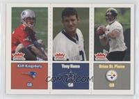 Tony Romo, Kliff Kingsbury, Brian St. Pierre