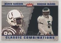 Donovan McNabb, Marvin Harrison #/375