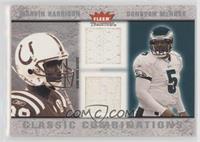 Marvin Harrison, Donovan McNabb /100