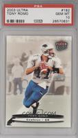 Tony Romo [PSA 10 GEM MT]