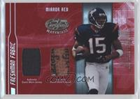 Freshman Fabric - Andre Johnson #/150