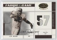 Jim Brown /57
