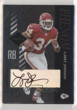 2003 Leaf Limited - [Base] #141 - Larry Johnson /150