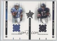 Artose Pinner, Andre Johnson #/400