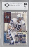 Peyton Manning (Upper Deck) [ENCASED]