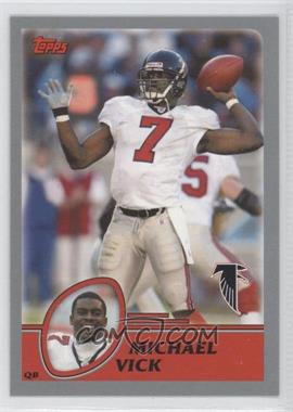 2003 NFL Scholastic Card Set - [Base] #5 - Michael Vick (Topps)