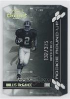 Willis McGahee /375
