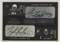 Anquan Boldin, Taylor Jacobs, Tyrone Calico, Bethel Johnson [NoneGood&nbs…