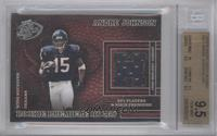 Andre Johnson [BGS 9.5 GEM MINT] #/750