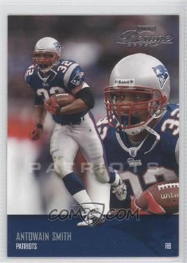 2003 Playoff Prestige - [Base] - National Convention #87 - Antowain Smith /5