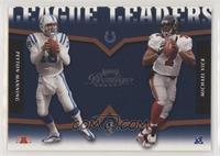 Peyton Manning, Michael Vick #/2,002