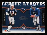 Tom Brady, Kerry Collins #267/2,002