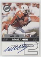 Willis McGahee #/200