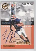 Taylor Jacobs /200
