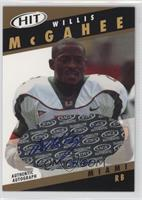Willis McGahee #/250