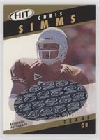 Chris Simms /250