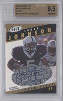 Larry Johnson [BGS 9.5 GEM MINT] #/250