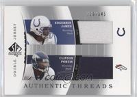 Clinton Portis, Edgerrin James /345
