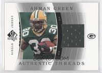 Ahman Green