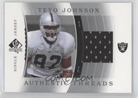 Teyo Johnson