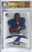 Willis McGahee [BGS 9.5 GEM MINT] #/850