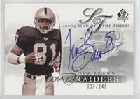 Tim Brown /246