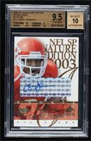Larry Johnson [BGS 9.5 GEM MINT] #/100