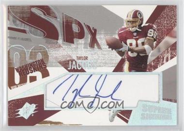 2003 SPx - Supreme Signatures #SS-TJ - Taylor Jacobs